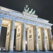 Brandenburger Tor at Berlin, Germany — Stock fotografie #10237292