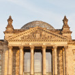 Stock Photo: Bundestag at Berlin, Germany