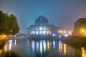 Bode o museu localizado em berlim, alemanha — Foto Stock