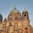 Berliner Dom (Berlin Cathedral) in Berlin, Germany — Stock Photo