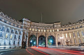 Admiralty Arch at London, England — Stock Photo