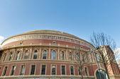 Royal Albert Hall at London, England — Stock Photo