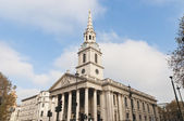 Saint Martin In The Fields at London, England — Stock Photo