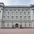 Buckingham Palace at London, England — 图库照片
