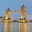 Tower Bridge at London, England — Stock Photo #9822660