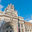 Victoria and Albert Museum at London, England — Foto Stock