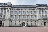 Buckingham Palace at London, England — Stock Photo