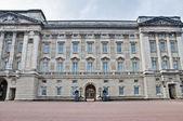 Palácio de buckingham, em londres, inglaterra — Foto Stock