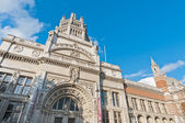 Victoria and Albert Museum at London, England — Stock Photo
