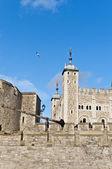 Tower of London at London, England — Stockfoto