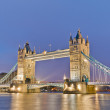 Tower Bridge at London, England — Stock Photo #9883230