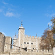 Tower of London at London, England — Stockfoto