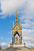 Albert Memorial at London, England — Stock Photo