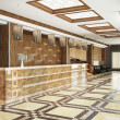 Modern lobby for hotel - Stock Photo