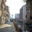 Typical Scene of Venice City in Italy.			  — Stock Photo