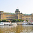 Vltava river in Prague — ストック写真