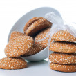 Delicious cookies — Stock Photo