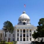 Alabama State Capitol Building — Stock Photo
