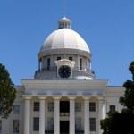 Alabama State Capital — Stock Photo