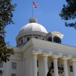 Alabama Statehouse - Stock Photo