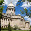 Kentucky Statehouse - 图库照片