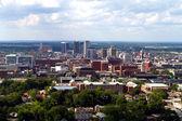Birmingham Skyline — Stock Photo