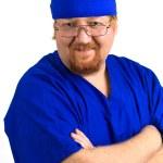 pielęgniarz — Zdjęcie stockowe
