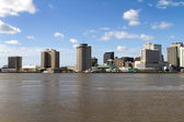 New Orleans Skyline — Stock Photo