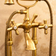 Retro style mixer tap — Stock Photo #10028419