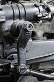 Steering booster — Stock Photo