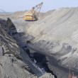 Coal pit — Stock Photo