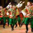 Folk Russian dance — Stock Photo #8018498