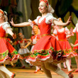 Folk Russian dance — Stock Photo #8018621