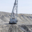 Coal output — Stock Photo #8018677