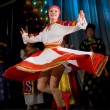 Russian folk dance — Stock Photo #8019656