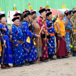 Stock Photo: World Mongolians Convention