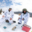 The 5th Baikal Fishing - Stock Photo