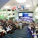 Baikal economic forum — Stock Photo