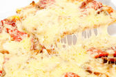 Pizza, closeup — Stock Photo