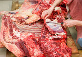 Butchery — Foto Stock