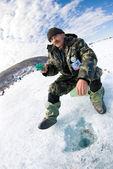The 5th Baikal Fishing — Stock Photo