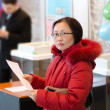 Presidential elections in Russia — Stock Photo #9331801