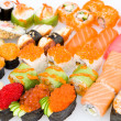Sushi set — Stock Photo #9536879