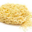Ramen - fast noodles - Stock Photo