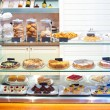 Stock Photo: Confectioners shop
