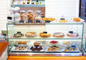 Confectioners shop — Stock Photo