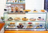 Confectioners shop — Stock Photo