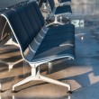 Airport sits — Stock Photo
