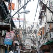 Electrical Wiring In Old Delhi, India — Stock Photo