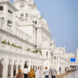 Harmandir Sahib Complex, Amritsar, India - Stock Photo